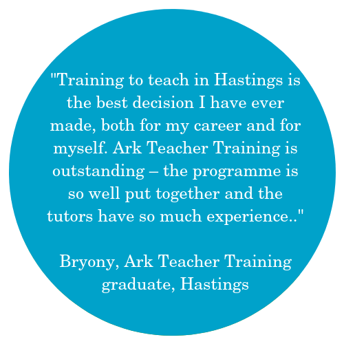 Bryony Ark Teacher Training