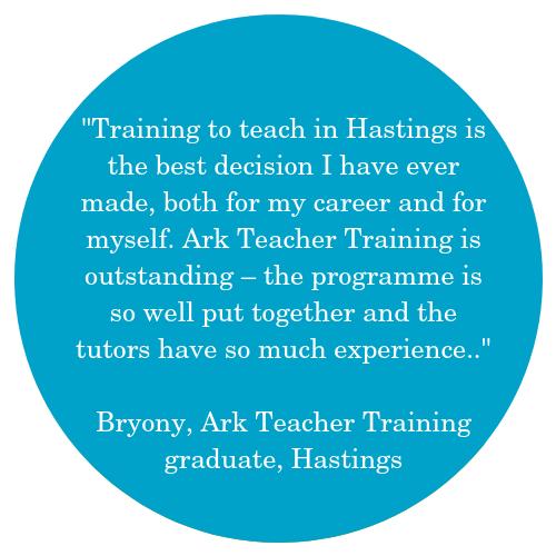 Bryony Ark Teacher Training
